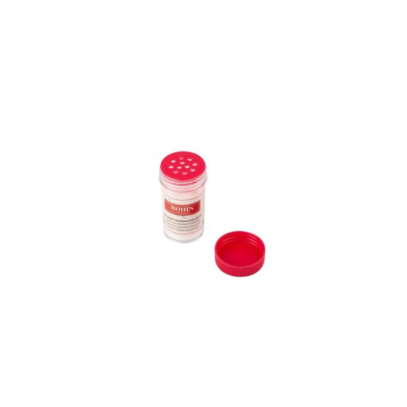 Poudre thermoadhesive 25ml s/ carte  160x80x50mm