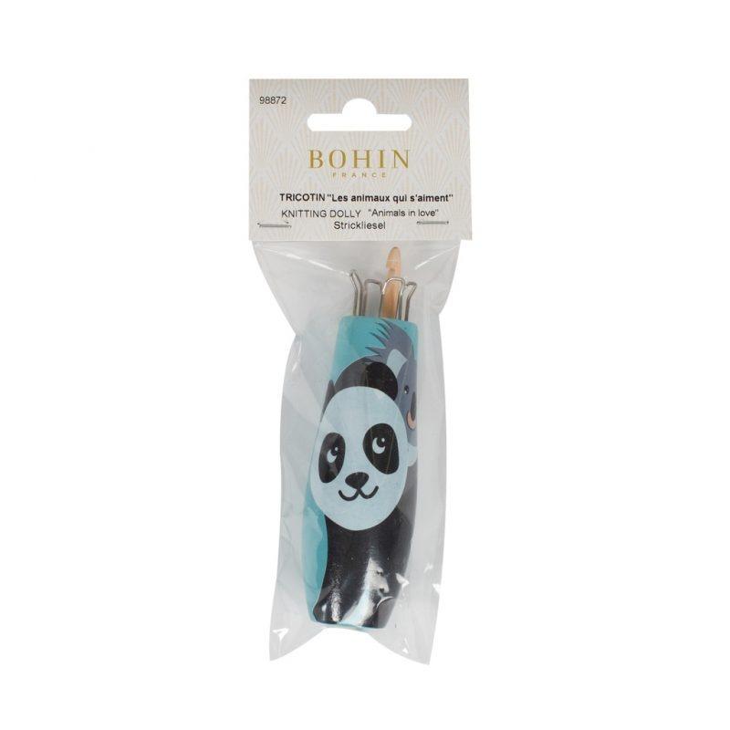 """Tricotin bois """"bbf"""" panda/koala blisterx1"""