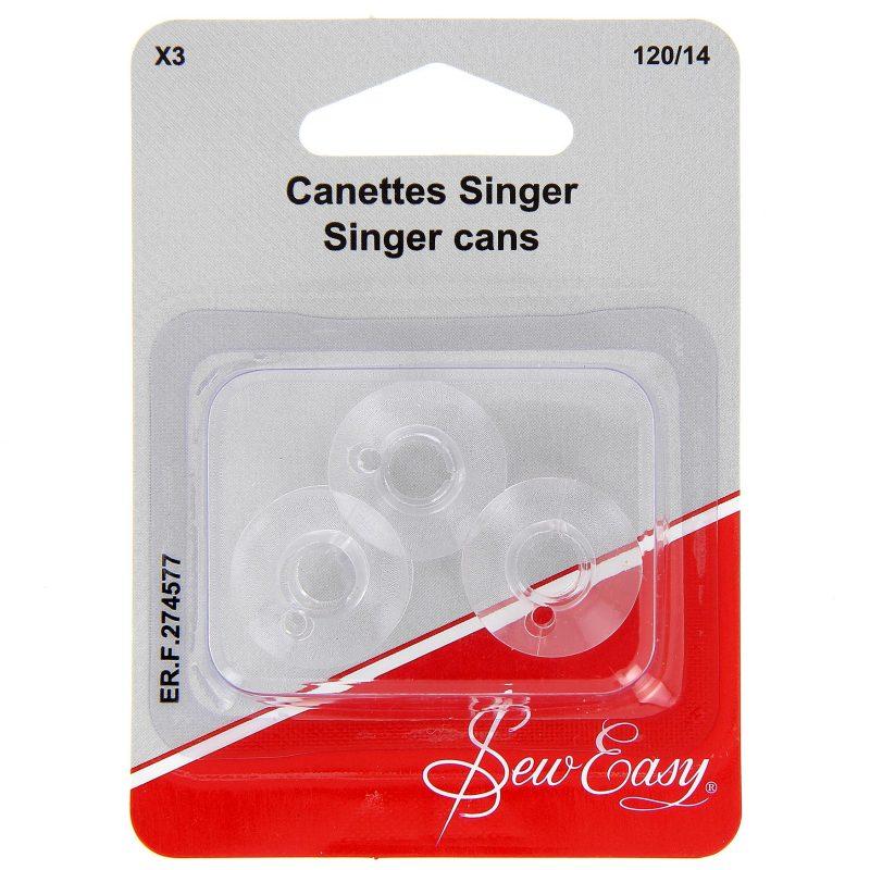 Canettes singer