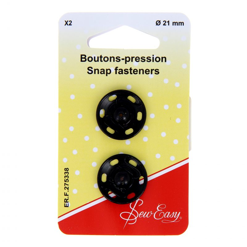 Boutons pression 21mm