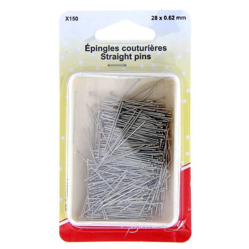 Epingles couturieres 28 x 0.62