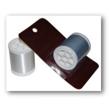 Fil elastique tricot - bte présentoir 10 bob. de  150m / blister