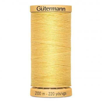 Gutermann 723550 fil fil a batir coton – boîte de 5 bobines de 200m