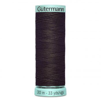 Gutermann 723878 fil cordonnet de soie n.40 – boîte de 5 bobines de 30m