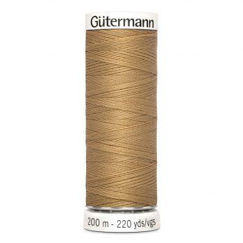 Gutermann 748277 fil polyester – boîte de 5 bobines de 200m