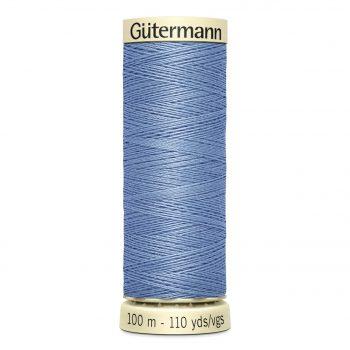 Gutermann 788988 fil polyester n100 – boîte de 5 bobines de 100m