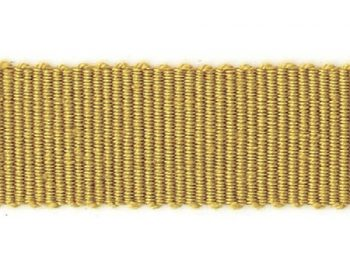 Mademoiselle  - gros grain coton  15mm à 35mm