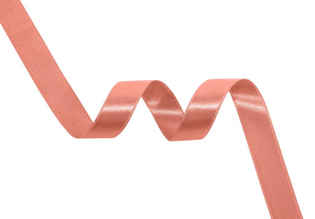 Mademoiselle - ruban satin 2 faces 3mm à 50mm
