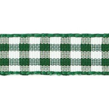 Mademoiselle  - ruban vichy  10mm à 25mm