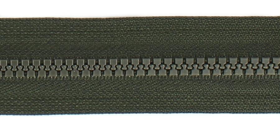 <strong>Fermeture injectée 6mm</strong> 2 curseurs séparable 45cm à 95cm