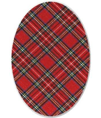 Coudes ecossais rouge (f)