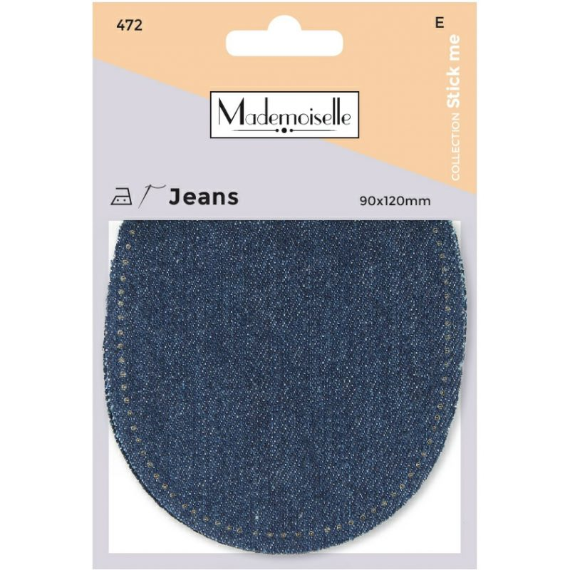 Mademoiselle  - renfort jeans thermo 95*120mm (d)