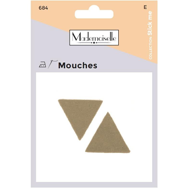 Mademoiselle - mouche (e)