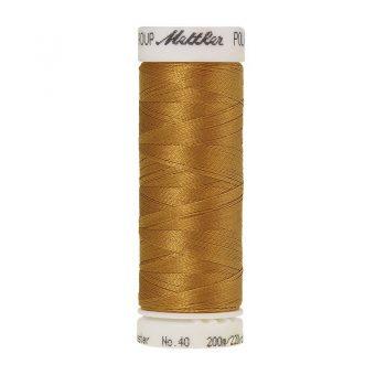 Mettler 3406 poly sheen broderie 100% Polyester- Bte 5 bob. 200m