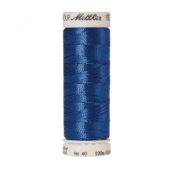 Mettler 7633 metallic polyester/polyamide n.40 - bte 5 bobines 100m
