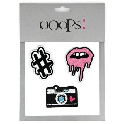 Ooops carte pm motifs assortis