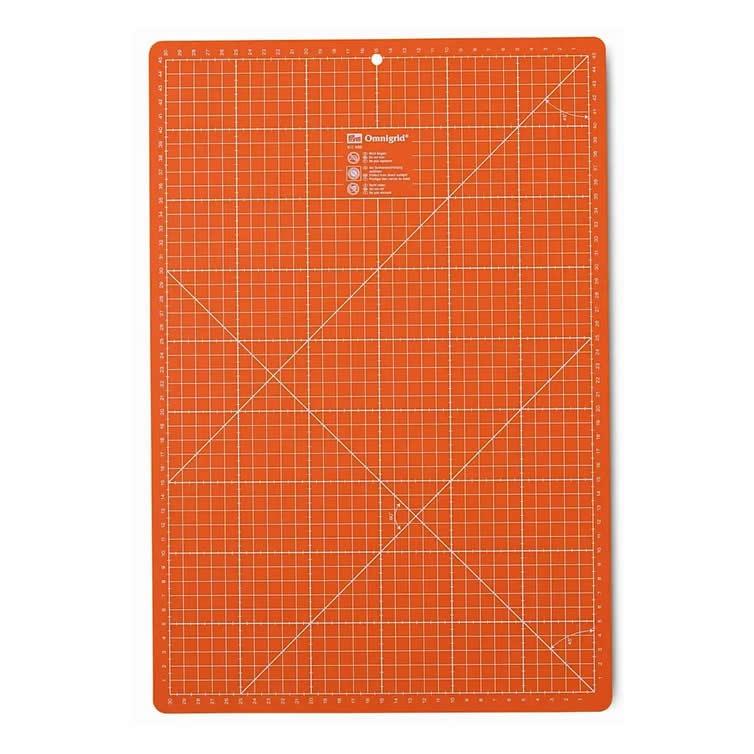 Fonds de découp. 30 x 45 cm cm/inch orange