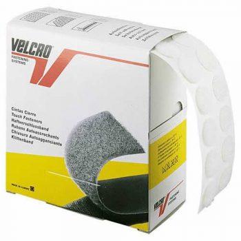 Velcro pastilles - bte de 200 19mm