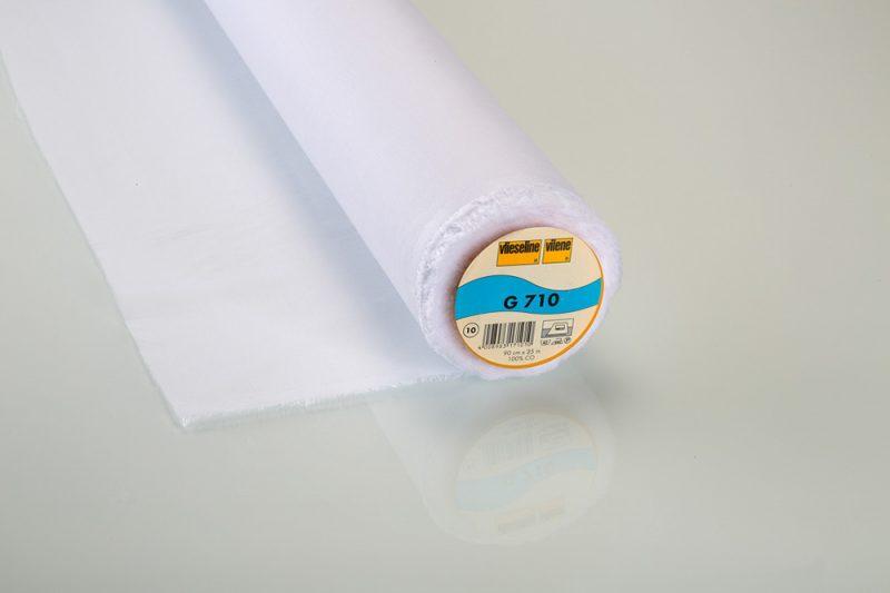 Vlieseline g710 entoilage tisse coto polyvalent 90cm x25m
