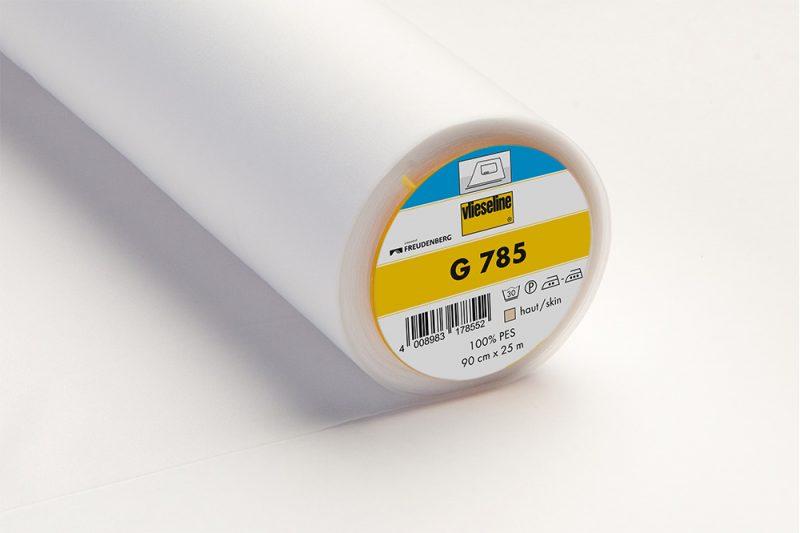 Vlieseline g 785 entoilage  léger et extensible thermo pce 0.90x25m