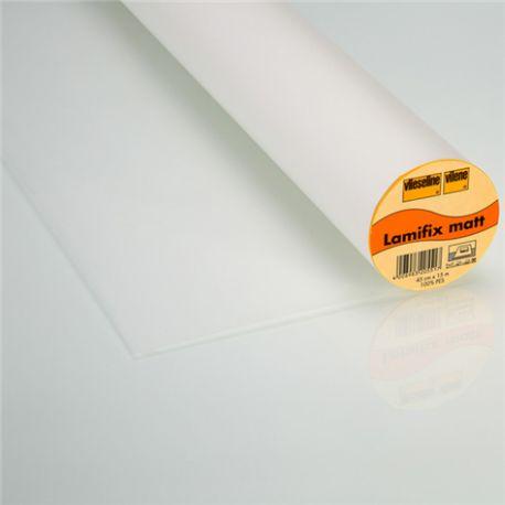 Vlieseline lamifix mat  40cm - rouleau 15m