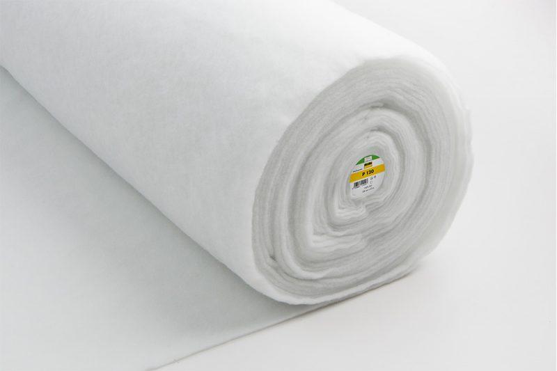 Vlieseline p 120 ignifuge a coudre blanc 150x25m